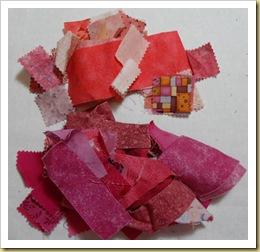 Hot Pink crumbs