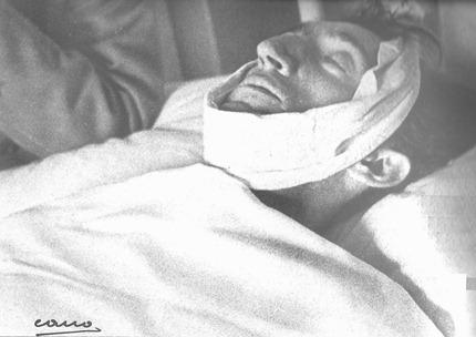 Manolete muerto en Linares 001