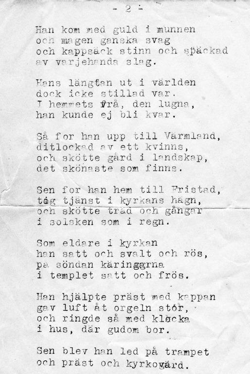 Gustaf Samuelsson 50?