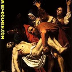 54 - Caravaggio - Entierro de Cristo