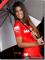 Paddock Girls Gran Premio bwin de Espana  29 April  2012 Jerez  Spain (20)