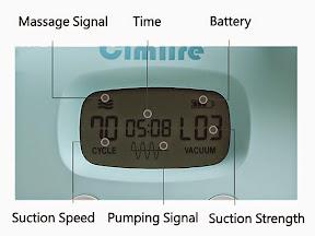 Spectra Cimilre S1 S2 Hospital Grade Double Single Breast Pump Efficiency Display.jpg