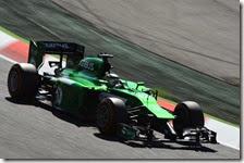 Caterham si ritira dalla F1