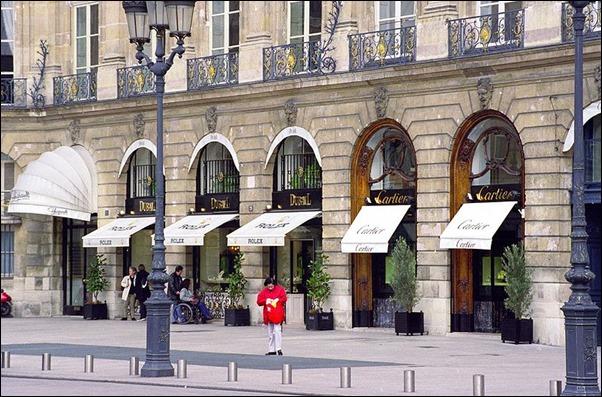 ساحة فاندوم باريس4