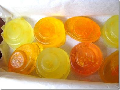 citrus soaps