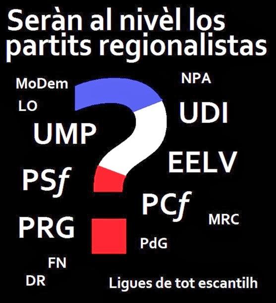 Nivèl dels partits franceses