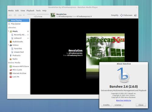 Banshee 2.6.0