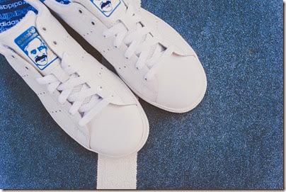 adidas Originals Stan Smith Vulc White Royal (sneakerpolitics) 06