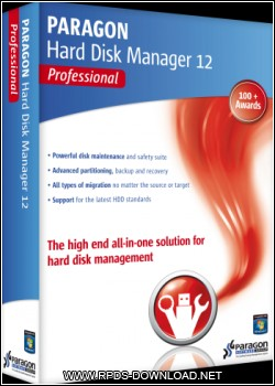 502eb9a305ad9 Paragon Hard Disk Manager 12 Professional