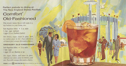 drink ad 1964