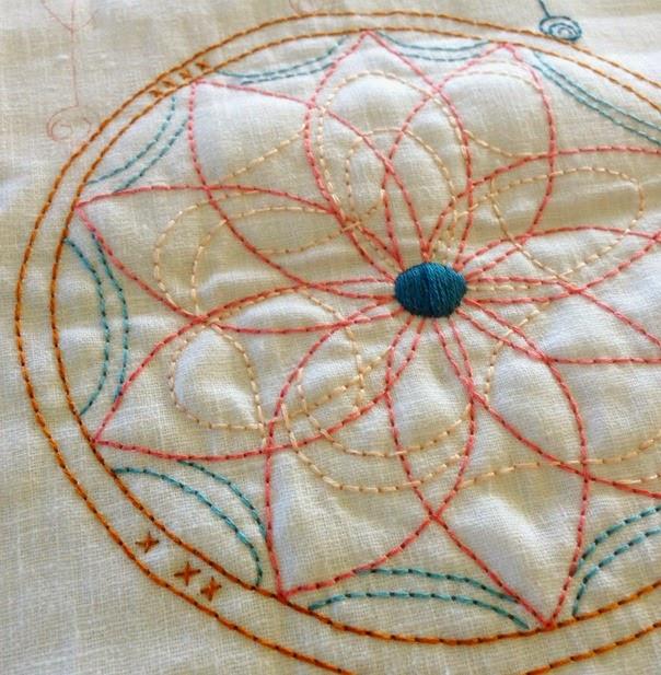 Dream catcher Embroidery