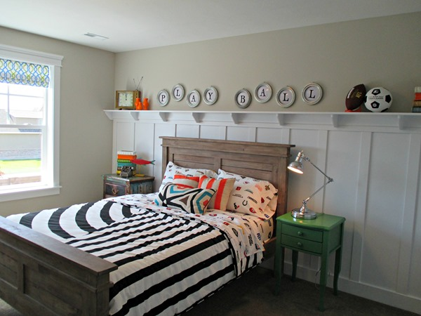 Agreeable Gray - Favorite Paint Colors for bedroom