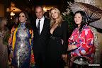 Monica Parisier, Ernesto Gutierrez y su novia Gabriela Ghilino