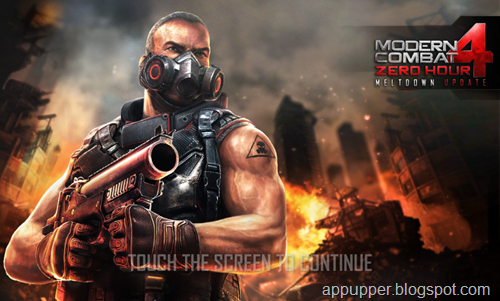 free modern combat 4 zero hour all version android apk