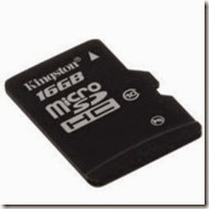 Amazon: Buy Kingston 16GB Micro SDHC I Class 10 at Rs. 519