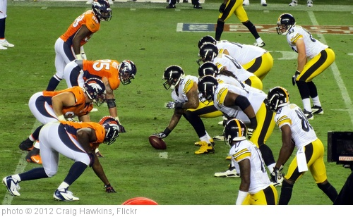 'Ready, Broncos vs Steelers 2012' photo (c) 2012, Craig Hawkins - license: http://creativecommons.org/licenses/by-nd/2.0/