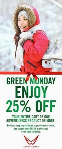 green monday_adventuress