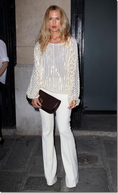 Rachel Zoe Ciara Jean Paul Gaultier Fashion 1D6RGXSIYOLl
