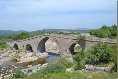 Assos Ottoman Bridge