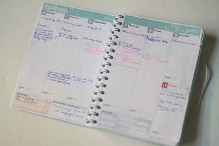 Customised Personal Planner (4)