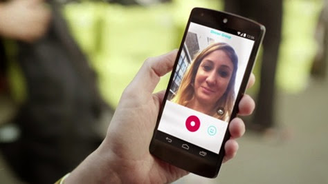 Qik : Skype's New Group Video Messenger for iPhone and Android