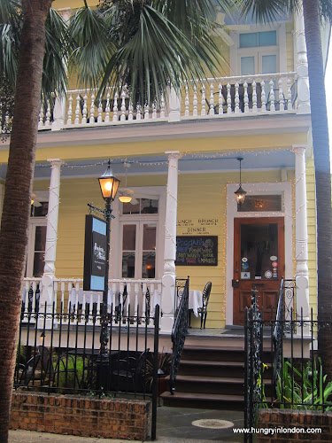 Ute travels: CHARLESTON and a Lowcountry Breakfast at POOGANS PORCH