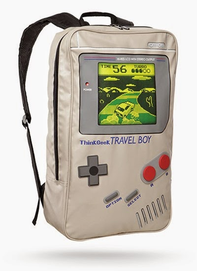 GameBoy Backpack from ThinkGeek