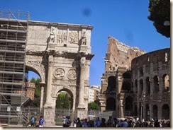 Kolosseum, Foro, Palatinum, Piazza Venezia, Spagna 014