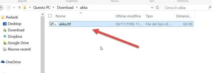 installare-font-windows
