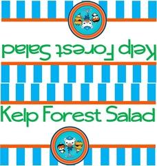 Kelp Forest Salad