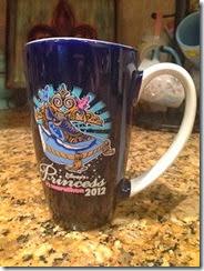 Princess Half Marathon Mug