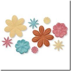 Paradise Paper FlowersZ1710[3]