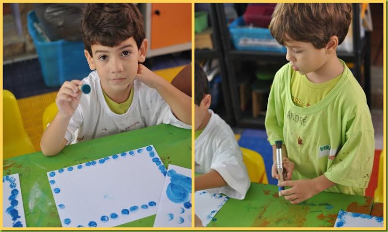 Infantil 5 Manhã - Pintura5