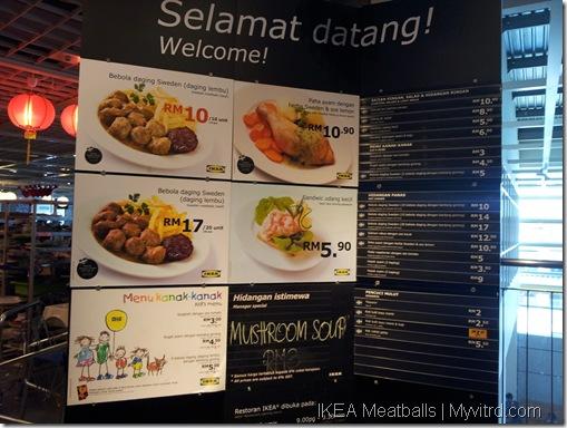 Ikea Meatballs 1