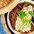 Ryba gotowana na parze z pąkami lilii i grzybami shiitake