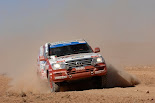 MOTORSPORT - DAKAR 2007 - STAGE 3 -  NADOR . ER RACHIDIA  08/01/2007 - PHOTO :  VINCENT CURUTCHET / DPPI