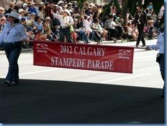 8820 Alberta Calgary Stampede Parade 100th Anniversary