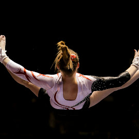 Bar Flip by Chris Ayers - Sports & Fitness Other Sports ( canon, canon 5d mk iii, gymnastics, 5d mk iii, flip )
