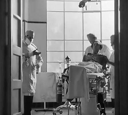 Manolete en la enfermeria