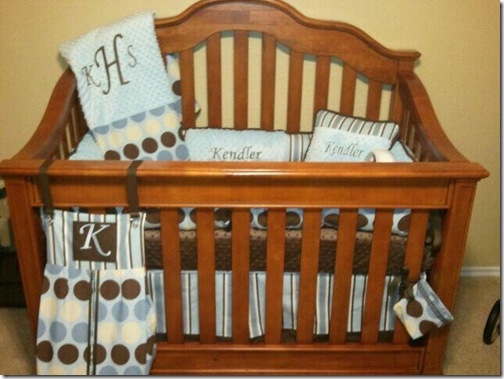 BABY BEDDING 2