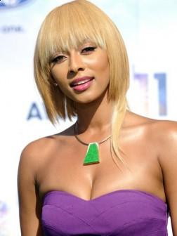 Short Fringe Hairstyle for 2013 by Keri Hilson
