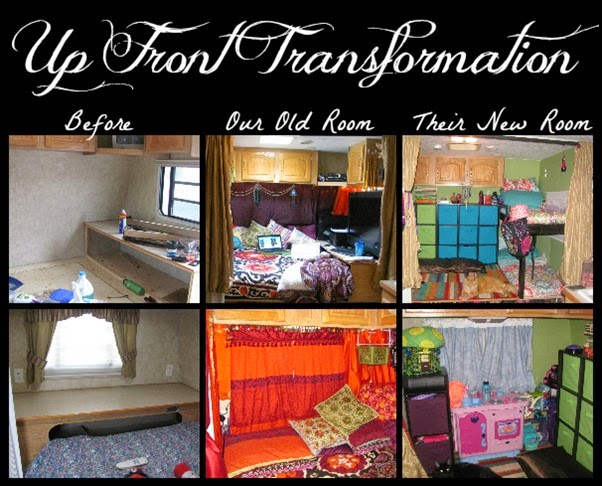 Up Front Transformation