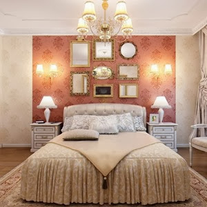 21 Habitaciones decoradas con elegante estilo BOUDOIR ArQuitexs