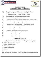 Elenco premi Campionato Europeo  2011 _1__01