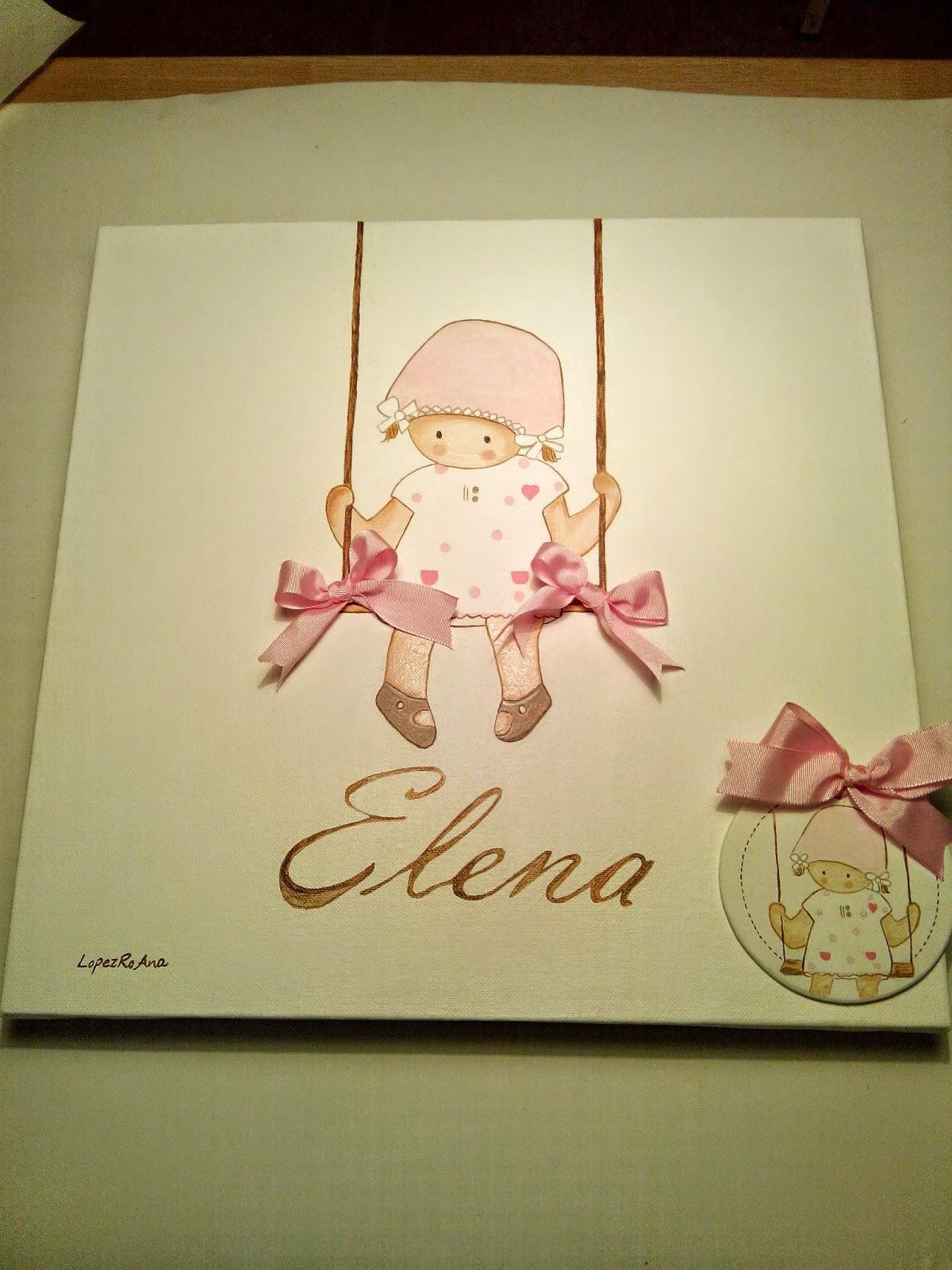 Decoraci n infantil personalizada lopezroana cuadros personalizados - Cuadros fotos personalizados ...