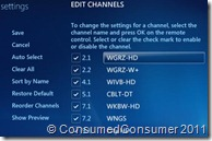 ChannelMap