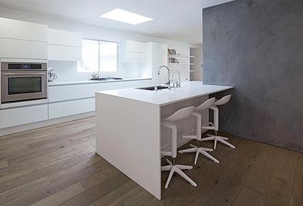 muebles-de-cocina-de-diseño-blancos