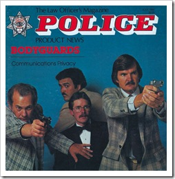 Police Product News cover