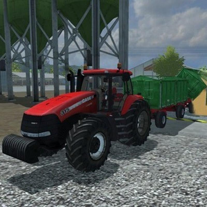 Farming simulator 2013 - Case Magnum 315 IH v1.2