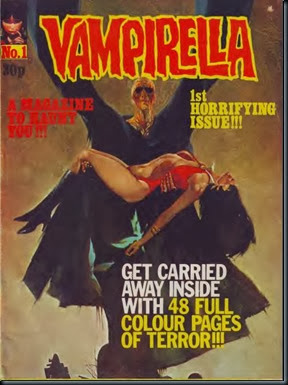 Vampirella issue 1 - 1974